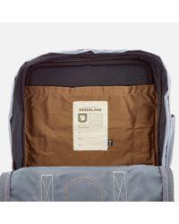 Fjallraven - Blue Kanken Greenland Backpack for Men - Lyst