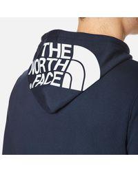 The North Face - Blue Drew Peak Pullover Seasonal Light Hoody for Men - Lyst