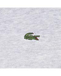 Lacoste - Gray Men's Sweatshirt for Men - Lyst