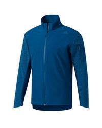Adidas - Blue Supernova Running Jacket for Men - Lyst