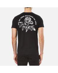 Edwin - Black Men's All Of This Tshirt for Men - Lyst