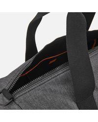 BOSS Orange - Black Hybrid Holdall Bag for Men - Lyst