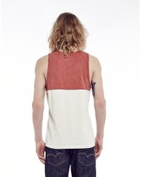 Vans | Natural Starstruck Tank Vest for Men | Lyst