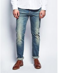 Edwin | Blue Horn Rv Selvedge Jeans for Men | Lyst