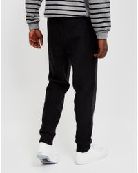 Champion - Reverse Weave 2.0 Rib Cuff Pants Black for Men - Lyst