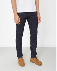 Paul Smith - Blue Slim Fit Jeans Red Cast Rinse for Men - Lyst