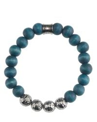 Icon Brand | Blue Bracelet Down Like This | Lyst