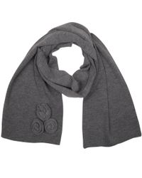Guess | Gray Scarf | Lyst