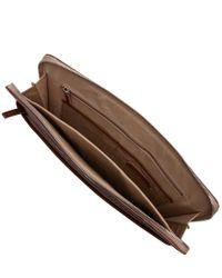 Castelijn & Beerens - Brown Renee Rein Laptop Sleeve 13 Inch for Men - Lyst