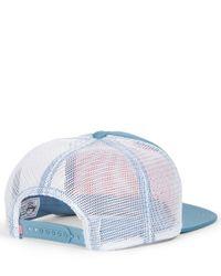 Herschel Supply Co. - Gray Whaler Headwear - Lyst