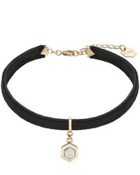 Cluse - Metallic Amourette Marble Pendant Bracelet - Lyst