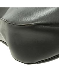 Marc By Marc Jacobs - Gray Leather Ligero Hobo - Lyst