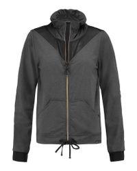 Koral | Gray Pace Mesh-paneled Stretch-jersey Jacket | Lyst