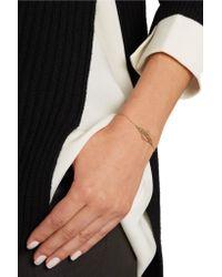 Khai Khai | Metallic 18-karat Gold Diamond Bracelet | Lyst