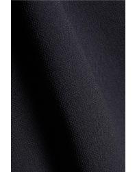 Marni | Blue Wool-crepe Dress | Lyst