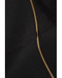 Roland Mouret - Black Pixie Stretch-bandage Dress - Lyst