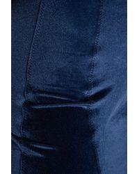 Lisa Marie Fernandez - Blue Genevieve Stretch-jersey Jumpsuit - Lyst