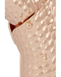 Maison Margiela - Multicolor Hinged Rose Gold-tone Ring - Lyst