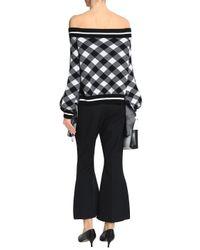 Paper London - Black Wool Sweater - Lyst