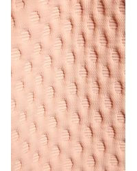 J.W.Anderson - Pink Jacquard Skirt - Lyst