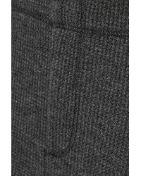Splendid - Gray Waffle-knit Leggings - Lyst