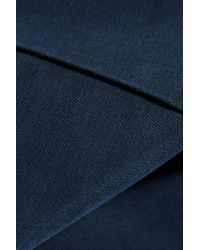 Vince - Blue Faille Tapered Pants - Lyst