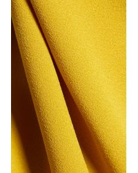 ROKSANDA | Multicolor Hester Crepe Top | Lyst
