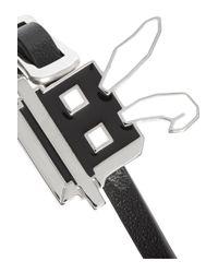 McQ Alexander McQueen - Black Bracelets - Lyst