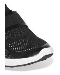 Adidas By Stella McCartney - Black Atani Stretch-mesh Sneakers - Lyst