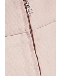 Nina Ricci | Pink Cotton Skirt | Lyst