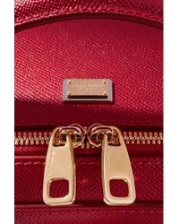 Dolce & Gabbana - Textured-leather Tote - Lyst