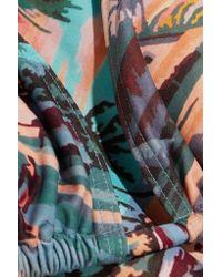 Orlebar Brown - Blue Nicola And Barletta Printed Triangle Bikini - Lyst