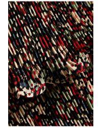 10 Crosby Derek Lam - Multicolor Smocked Printed Georgette Top - Lyst