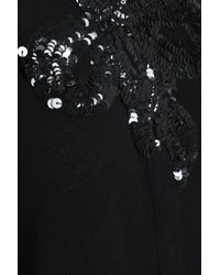 Marc Jacobs - Black Sequin-embellished Wool Sweater - Lyst