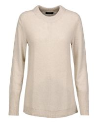 Rag & Bone | Natural Alexis Cashmere Sweater | Lyst