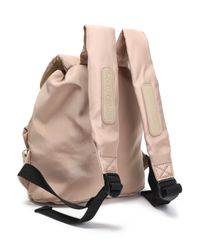 See By Chloé - Pink Shell Backpack - Lyst