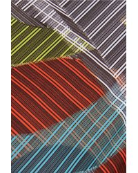 No Ka 'oi - Multicolor Honu Printed Stretch-jersey Sports Bra - Lyst