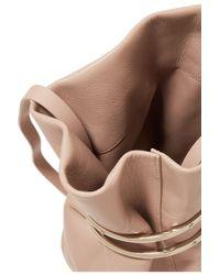 Jimmy Choo - Brown Leather Shoulder Bag - Lyst