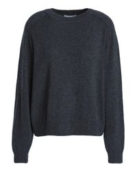 Vince - Cashmere Sweater Dark Gray - Lyst