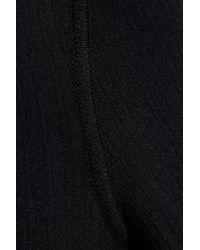 Alexander Wang - Black Short Sleeved - Lyst