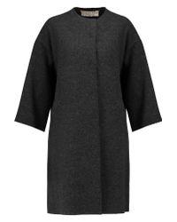 Marni - Multicolor Wool-blend Coat - Lyst