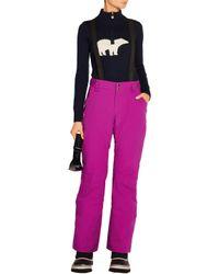 Peak Performance - Purple Anima Shell And Canvas Ski Pants - Lyst