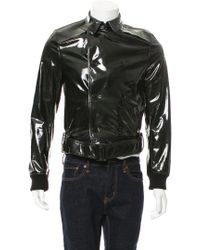 Dior Homme - Black 2008 Double-breasted Belted Jacket for Men - Lyst