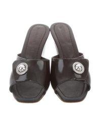 Rachel Comey - Black Hess Wedge Sandals - Lyst