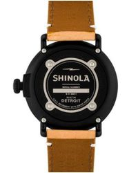 Shinola - Metallic The Runwell Watch - Lyst