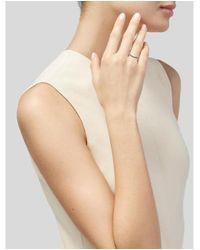 Tiffany & Co - Metallic Twist Ring Silver - Lyst