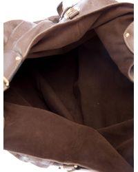 Louis Vuitton - Brown Mahina L Hobo - Lyst
