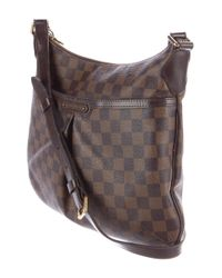 Louis Vuitton - Natural Damier Ebene Bloomsbury Pm Brown - Lyst