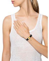 Louis Vuitton - Metallic Lock Me Bracelet Gold - Lyst