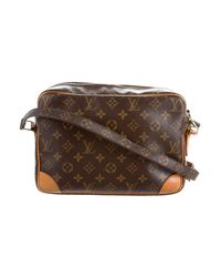 Louis Vuitton - Natural Monogram Nil Bag Brown - Lyst